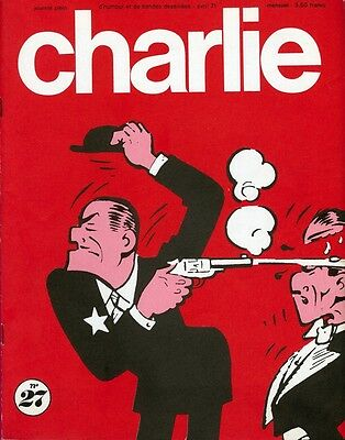 """""""charlie N°27 / Avril 1971"""" Al Capp : Li'l Abner"""