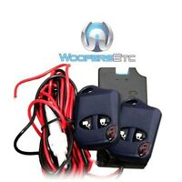 (2) Universal Wireless Remote Controls On & Off For Neon Light Tubes 12 Volt Use on sale