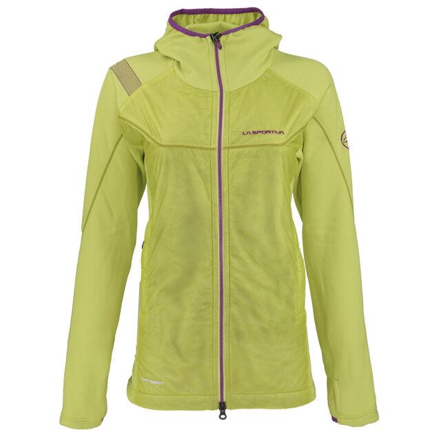 La Sportiva Women Palu Spirex Jacket (M) Sulphur
