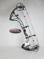 New Bowtech RPM 360 Right Hand 50-60lbs 24-30in. Black