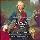 Wilhelm Friedemann Bach - : Flute Sonatas and Trios (2014)