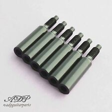 FLOYD ROSE SCHALLER 6x VIS BLOC CORDES String Holder Locking Set M4 Screws Black