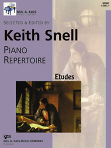 """piano Répertoire-etudes"" Niveau 1-one Snell Music Book Kjos Neuf En Promotion!!!-des"" Level 1-one Snell Music Book Kjos Brand New On Sale!! Fr-fr Afficher Le Titre D'origine"
