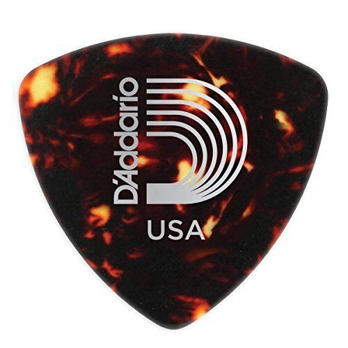 100 pack Extra-Heavy Planet Waves Camouflage Celluloid Guitar Picks