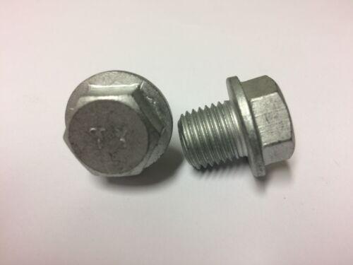 1x Sump Plug For Hyundai i10 i20 i30 Accent OE Replacement 21512-21010