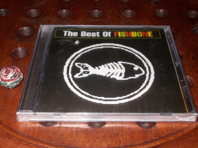 Fishbone - The Best Of  Cd ..... New