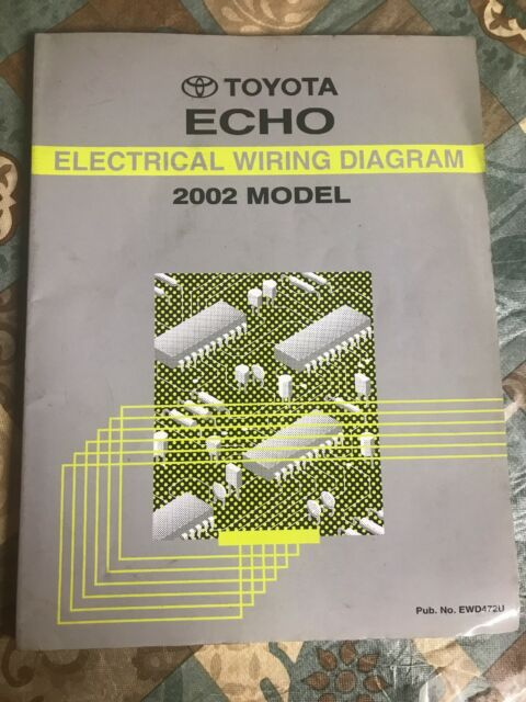 Toyota Echo Electrical Wiring Diagram 2002 Model