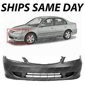 Details About New Primered Front Per Cover For 2004 2005 Honda Civic Sedan Coupe 04 05