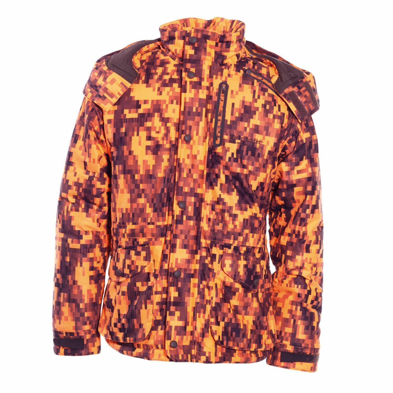 Deerhunter 5196  Recon Arctic caza chaqueta , 90-equipt Flaming Blaze, tamaño 2xl