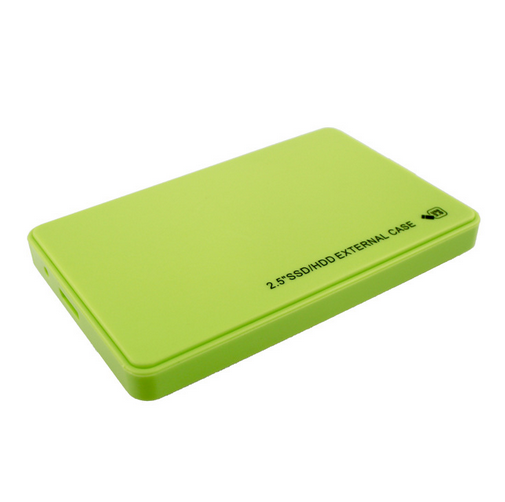 """BOX ESTERNO HARD DISK SATA 2,5"""" USB 3.0 CASE HD DRIVE PC DISCO PORTATILE"""