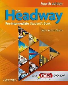 NEW-HEADWAY-Pre-Intermediate-Fourth-Edition-Student-039-s-Book-amp-iTutor-DVD-Pack-NEW