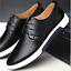 2017-New-Merkmak-Men-Casual-Shoes-Leather-Summer-Breathable-Holes-Flat-Shoes thumbnail 3