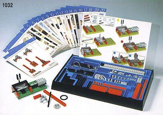 Lego Technic Town Dacta 1032 TECHNIC ll 4.5v Nuevo Sellado