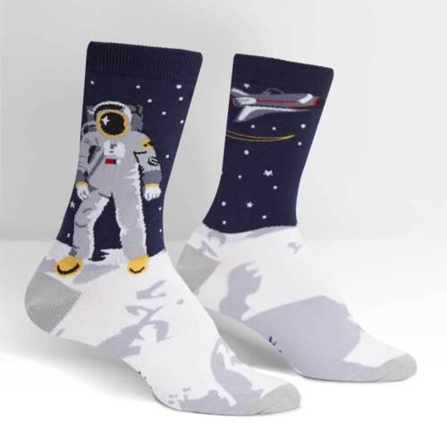 One Giant Leap Sock It To Me Women/'s Crew Socks