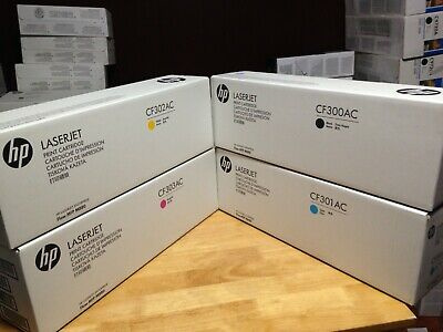 CF303A HP CF303AC Magenta Toner Cartridge Genuine New SEALED BOX