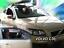 HEKO wind deflectors front set 2 pieces VOLVO C30 3-doors hatchback 2007-2012