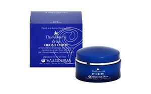 Details about Thalloderma Gel Eye Contour Rose Without  Perfume,Dermatologically Tested 25 ml
