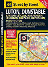 Luton, Dunstable: Midi by AA Publishing (Paperback, 2008)
