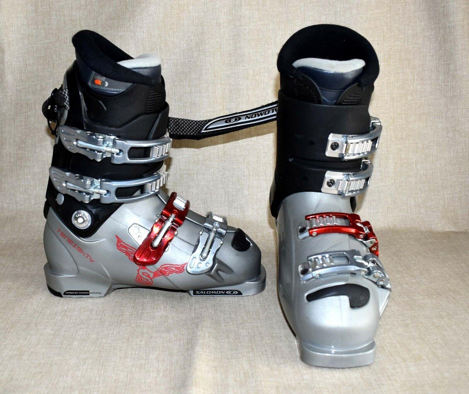 Salomon Tentachtig 1080 Ski laarzen US 6.5 23.5
