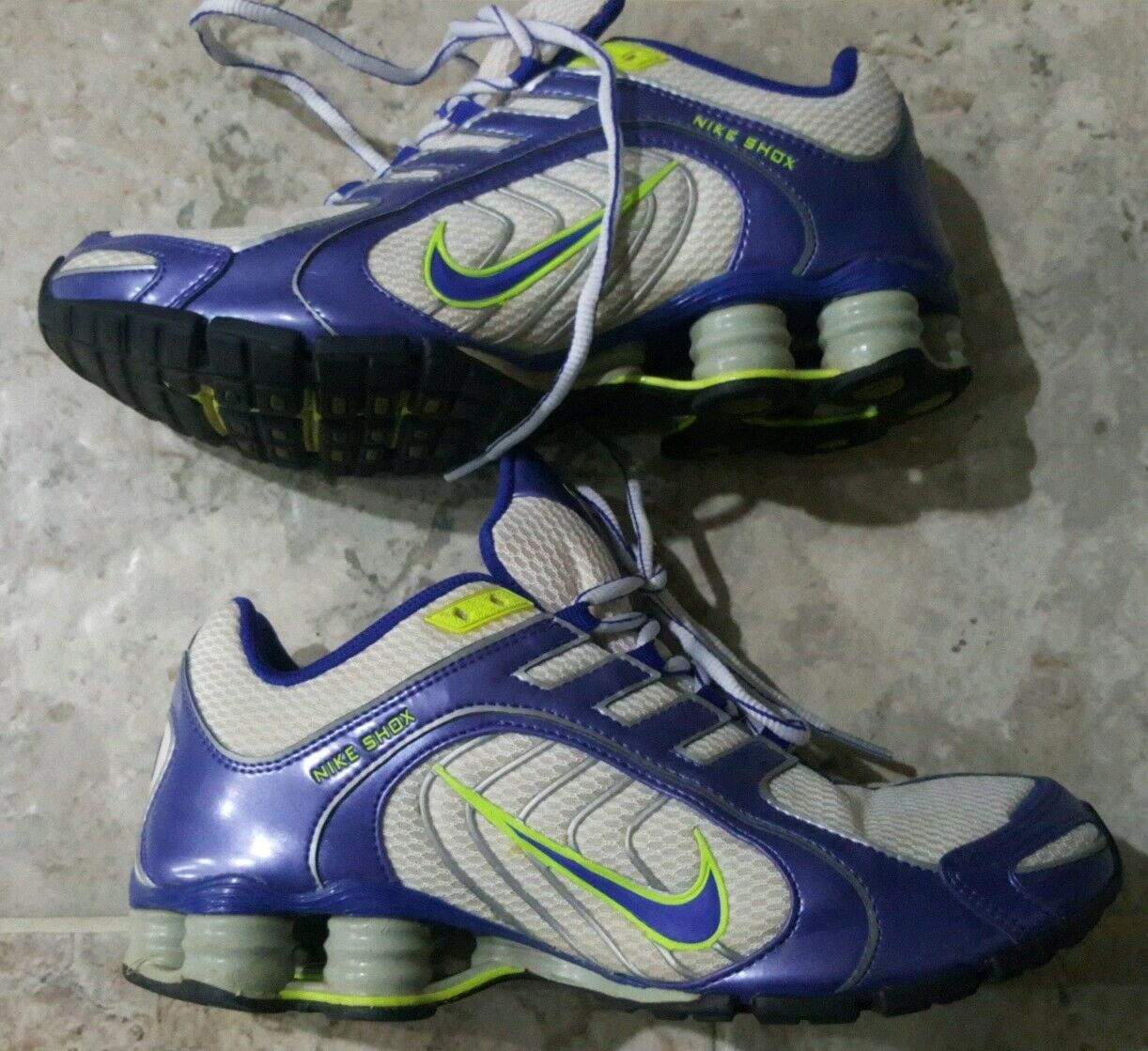 Rare 2013 Nike Shox Navina Women's Running shoes Size US8 ONLY SIZE ON EBAY