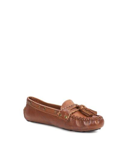 Patricia Nash $149 Domenica Tassel Luxury Loafers Flats Driving Walking Comfort