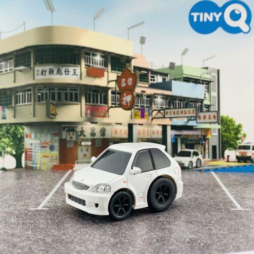 White TinyQ-02c Honda Civic EK9 TINYQ Pro-Series 02