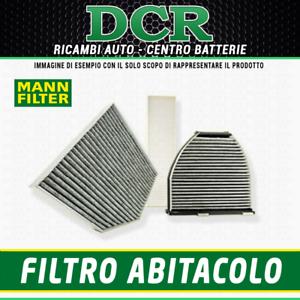 Filtro abitacolo MANN-FILTER CU25001 BMW
