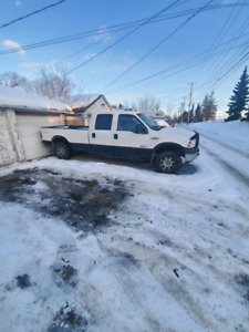 Ford F250 (prefer to trade)