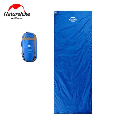 3SEASON SLEEPING BAG WATERPROOF SINGLE SUIT CASE CAMPING HIKING OUTDOOR ENVELOPE