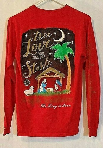 SIMPLY SOUTHERN True Love Born in a Stable Christm