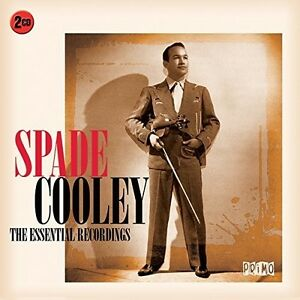Spade-Cooley-Essential-Recordings-New-CD-UK-Import