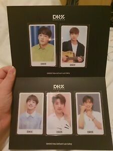 Dongkiz-AR-Photocard-Makestar-Kpop-Set