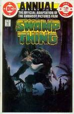 Swampthing Annual # 1 (Mark Texeira, official movie adaptation) (USA, 1982)