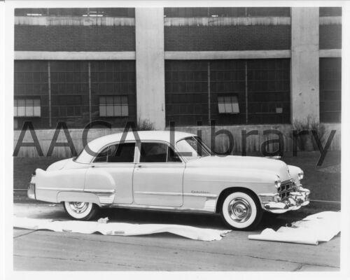 1949 Cadillac Series 62 Four Door Sedan Ref. #30161 Factory Photo