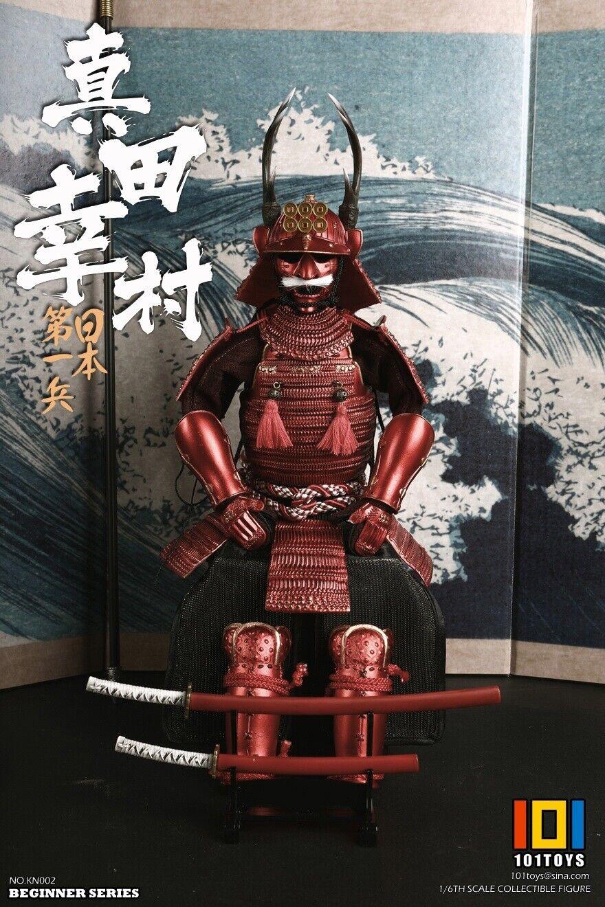 101 Juguetes 1 6 KN001 sandada yukimmura 12  figura soldado japonés estándar ver.