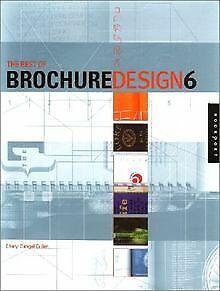 The Best of Brochure Design 6: No.6 von Wilson Harvey | Buch | Zustand gut