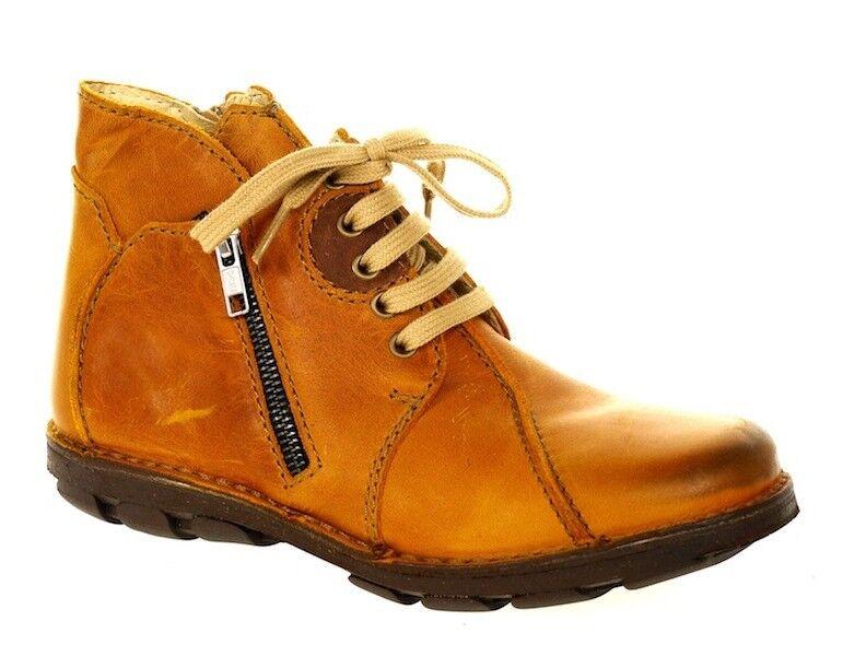 Rovers Damen Stiefelette Gr. 38 braun  Boots Herbst Winter Leder neu