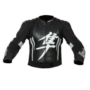 Hayabusa Motorbike Leather Jacket