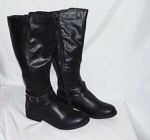 9676a0174cb Style   Co Madixe Riding Boots 7.5 M Women s Tall Boots Black