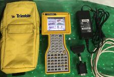 Trimble Tsce Tds Ranger Data Collector Pn50420 20 Survey With Software Scs900