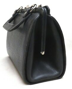 GOLDPFEIL-Ironing-Bag-midwives-Pocket-Leather-Evening-Bag-High-Quality-RARITY-Top-74