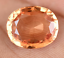 thumbnail 5 - AAA+ Ceylon 12.55 Ct Natural Padparadscha Sapphire Oval Cut Gemstone -CERTIFIED