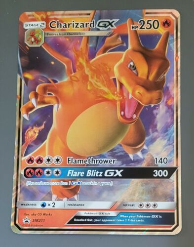 Pokémon JUMBO Promo GX/EX Cards (Pick your card) 2014 thru 2020