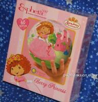 Strawberry Shortcake Berry Princess Esphera 3d Puzzle Ball Usa Seller