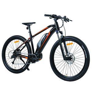 Electric-Bike-eBike-Light-Style-250W-Shimano-Steps-MTB-E8000-with-LCD-Display
