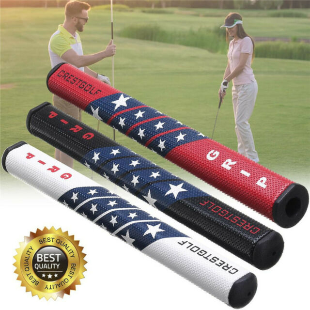 New Slim 2.0 Golf Clubs Grip Non slip Golf Putter Grip Golf Training Grip Black