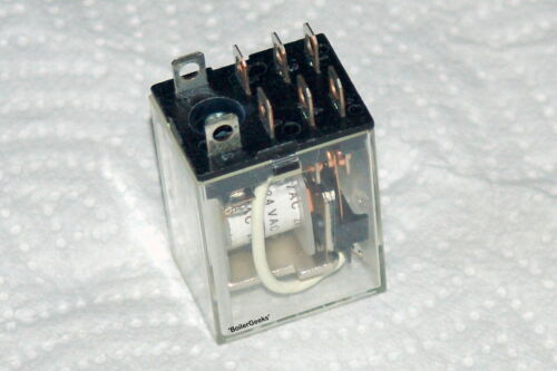 6 TACO SR024-001RP 24V Replacement plug in RELAYS//ARGO plug in replacement RELAY