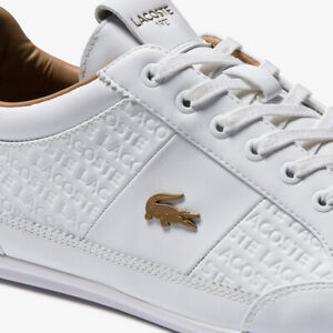 Lacoste-Chaymon-120-5-US-Mens-Casual-White-Leather-Fashion-Shoes-39CMA0056-216