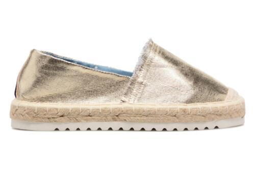 Beyoni Gold Damen Schuhe Espadrilles Love Bronze I qttAP6xS