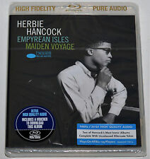 HERBIE HANCOCK - EMPYREAN ISLES MAIDEN VOYAGE, 2015 EU BLU-RAY AUDIO + DOWNLOAD